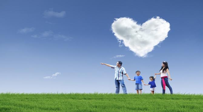 Mutlu bir aile olmak imkansız değil!