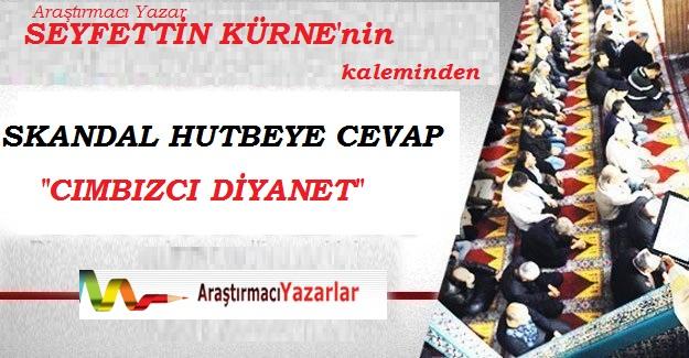 MAVİ BONCUKLU DİYANET..!