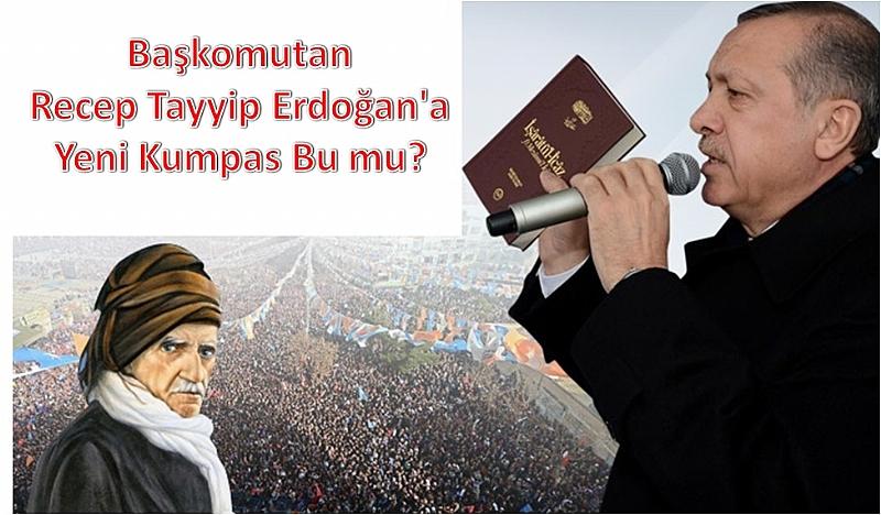 Başkomutan Recep Tayyip Erdoğan'a Yeni Kumpas Bu mu?