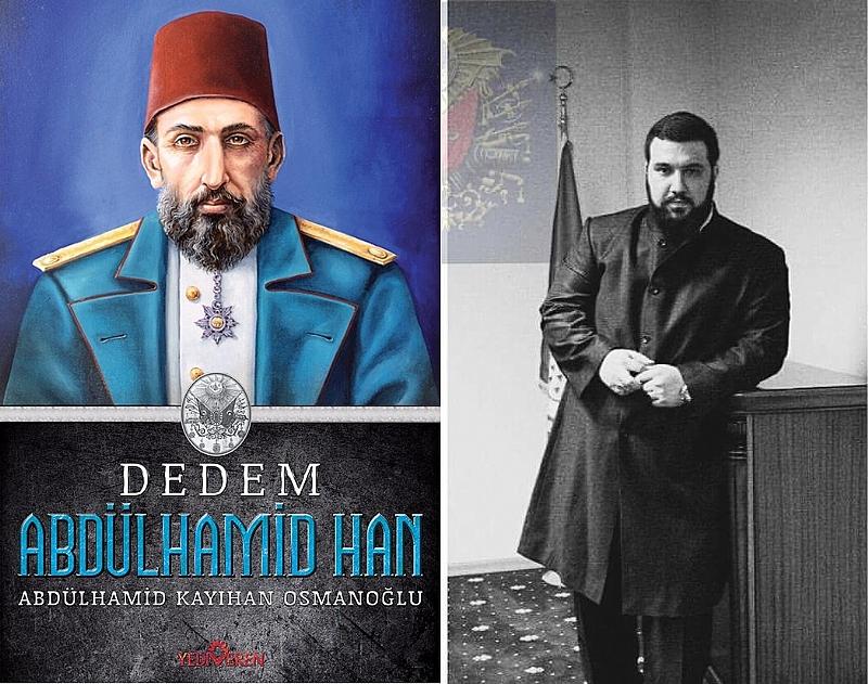 Şehzade Abdulhamid Kayıhan OSMANOĞLU'ndan Muhteşem Bir Eser