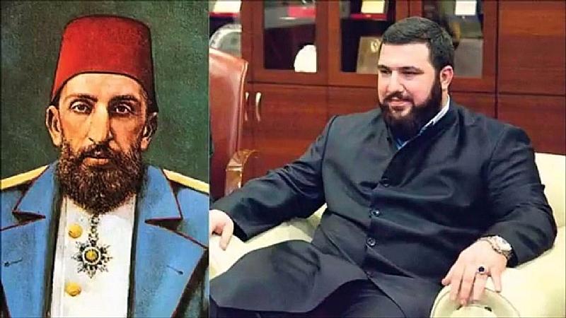 Şehzade Abdulhamid Kayıhan OSMANOĞLU'ndan TRT1 Dizisi Payitaht UYARISI